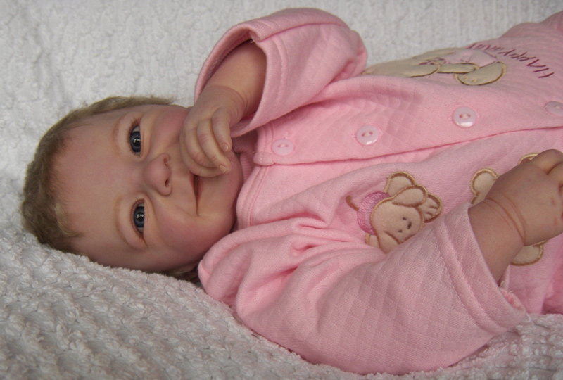 Reborn baby doll anine for Reborn doll images