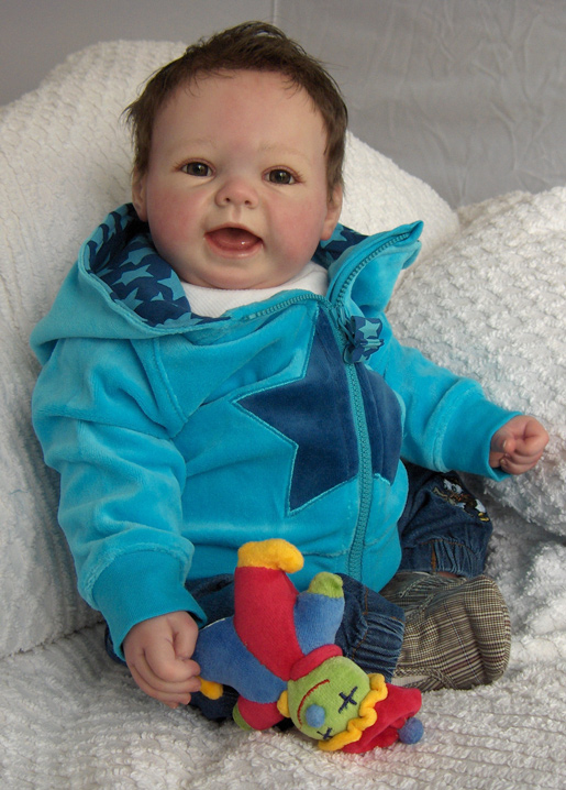 Reborn baby doll martin for Reborn doll images